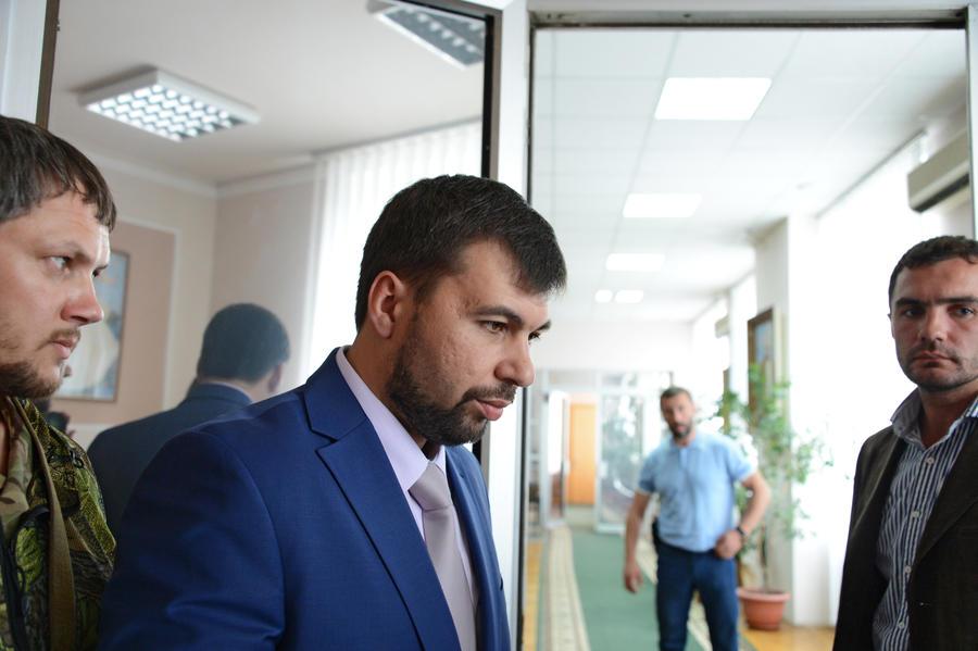 Глава ДНР: Задержания журналистов свидетельствуют о потере Украиной критериев цивилизованности