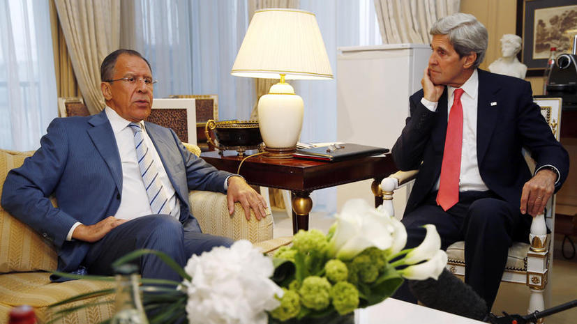 Лавров — Керри: Организовать Женевскую конференцию по Сирии - непростая задача, но шансы велики
