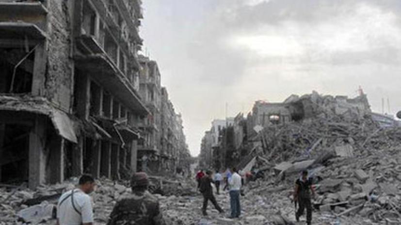 Взрывы в Алеппо: по меньшей мере, 40 человек погибли, более 70 ранены
