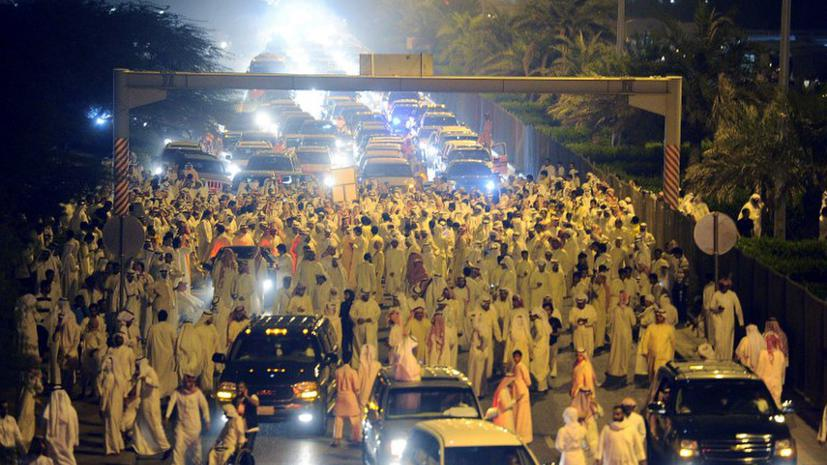 Кувейт может бросить войска на борьбу с оппозицией