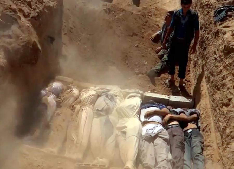Совбез ООН потребовал незамедлительного доступа к месту химической атаки в Сирии