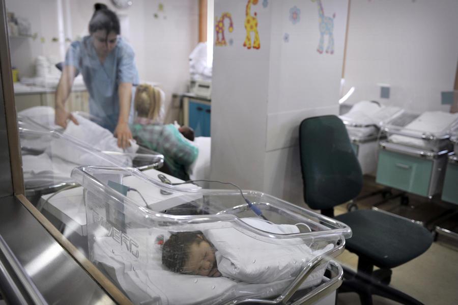 Дети урагана: через 9 месяцев после «Сэнди» в Нью-Джерси наблюдается бэби-бум