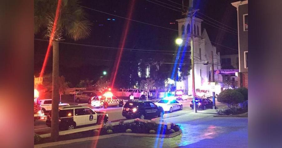 Девять человек погибли в результате стрельбы в церкви американского города Чарлстон