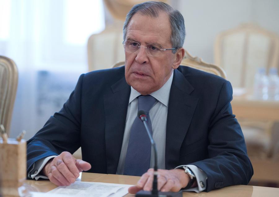 Сергей Лавров: Нельзя допустить провокаций, которые приведут к поставкам оружия на Украину
