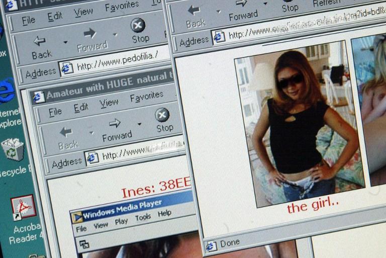 Педофил из США склонил жертву к виртуальному сексу, представившись девушкой
