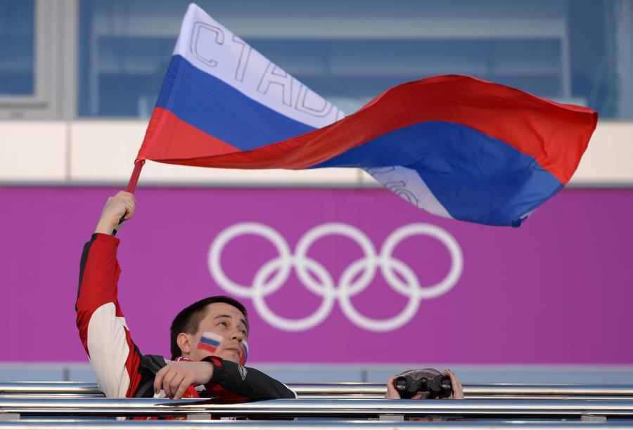 Серебро и бронзу выиграла российская команда на Олимпиаде в Сочи в четверг
