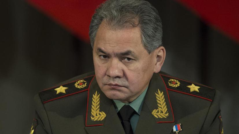 Сергей Шойгу: Причины внезапной проверки войск Западного округа не связаны с событиями на Украине