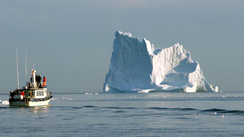 Учёные озадачены исчезновением подлёдных озер в Гренландии