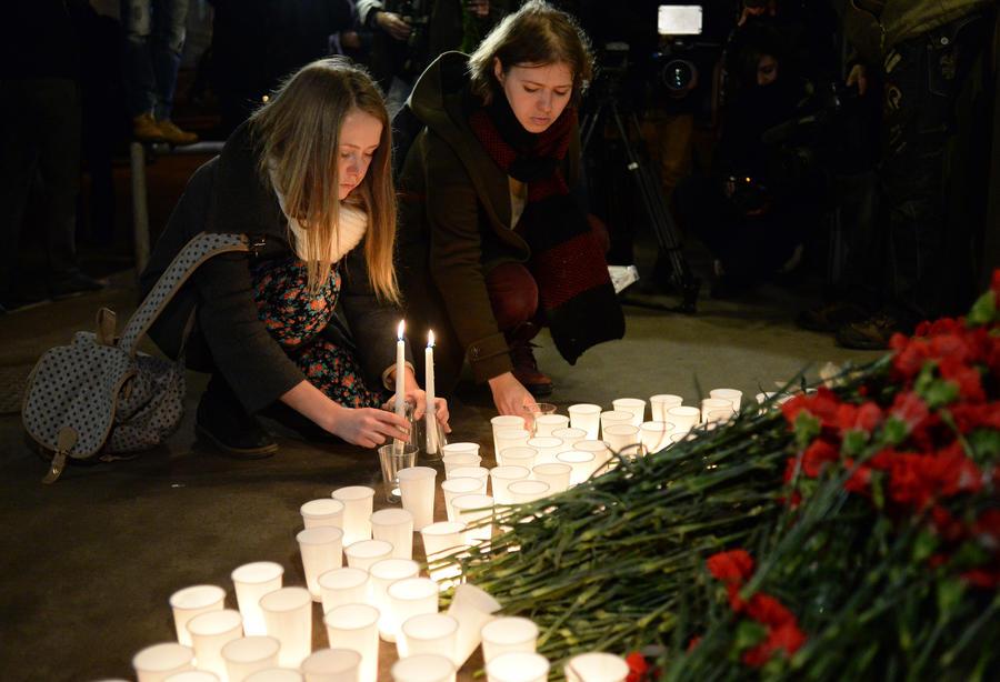 Волгоград вспоминает жертв терактов декабря 2013 года