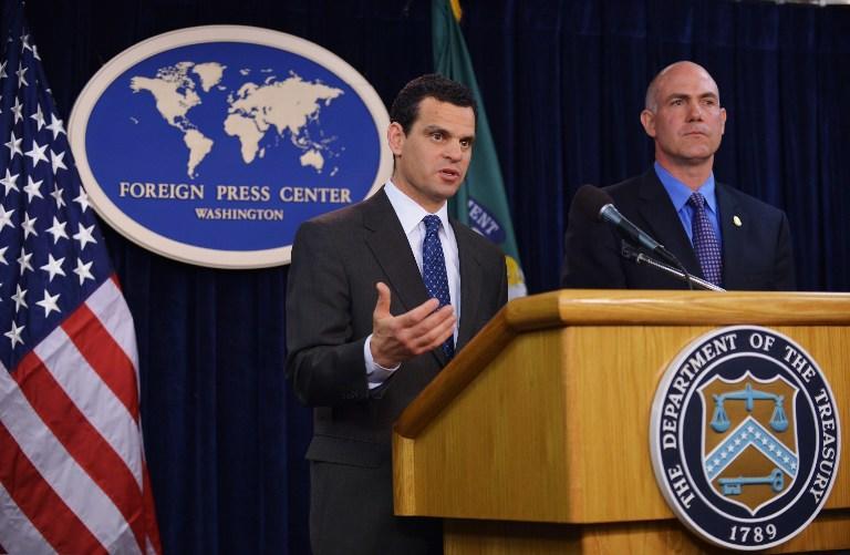 Заместитель министра финансов США посетит Европу, чтобы обсудить санкции против России