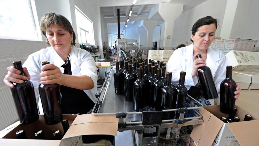 Мобильное приложение поможет отличить настоящее вино от подделки