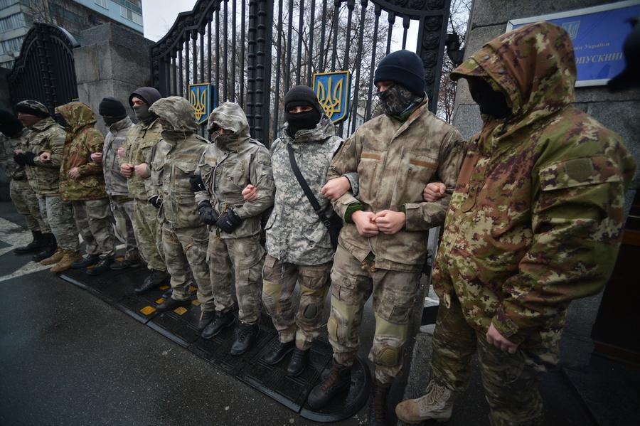 Максим Равреба: Большинство преступлений и убийств в зоне конфликта на Украине связано с «Айдаром»