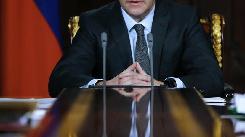 Дмитрий Медведев: Санкции в отношении Турции минимально затронут экономические интересы России