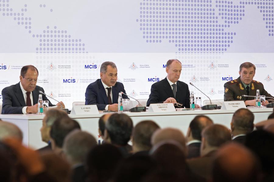 Глава Генштаба РФ: C 1990-х годов расширение НАТО происходит строго в сторону российских границ
