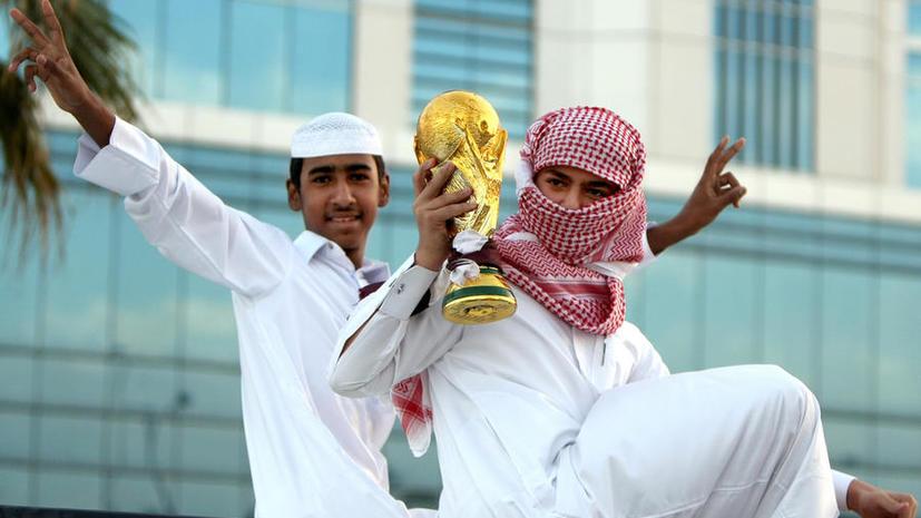 Катар потратит рекордные $200 млрд на организацию Чемпионата мира по футболу