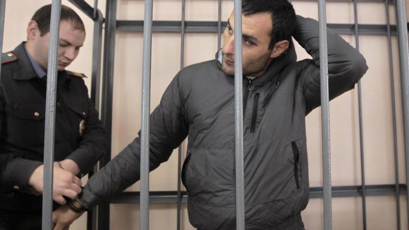 Азербайджанца, по неосторожности убившего подмосковного байкера, приговорили к условному сроку