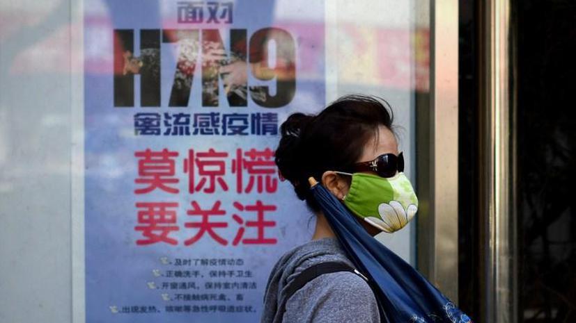 Штамм вируса птичьего гриппа H7N9 признан наиболее опасным для человека