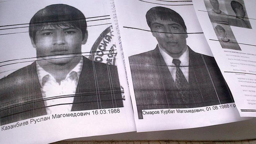 Сообщники волгоградской смертницы подозреваются в убийстве 16 человек