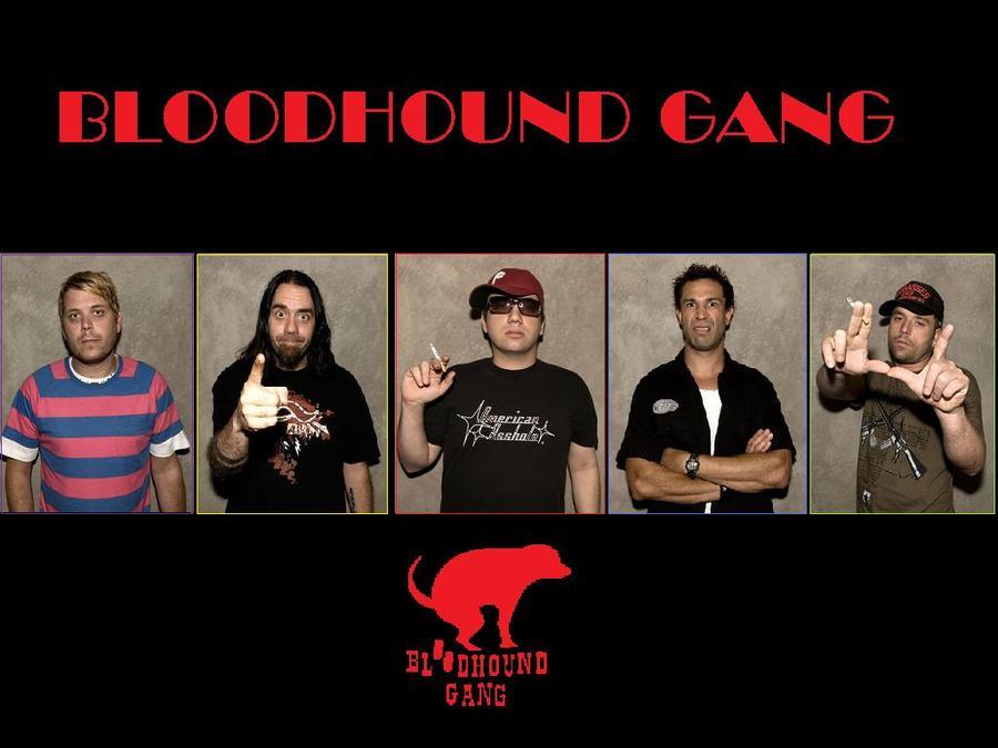 Группе Bloodhound Gang запретили въезд в РФ на пять лет