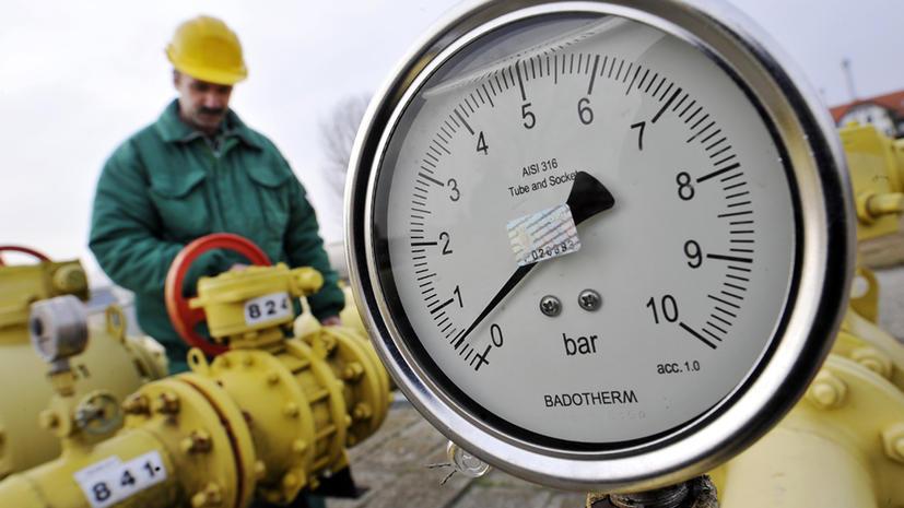 Россия запустила «Южный поток»