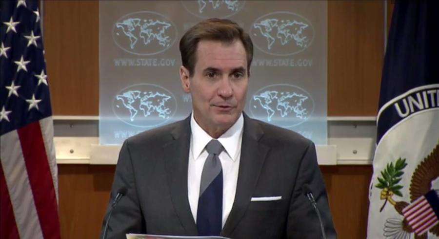 Госдеп США: Турция продолжает принимать решения, которые прямо противоречат собственной конституции