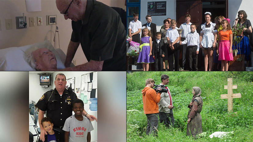 10 лет RT: Самые трогательные истории за время работы канала