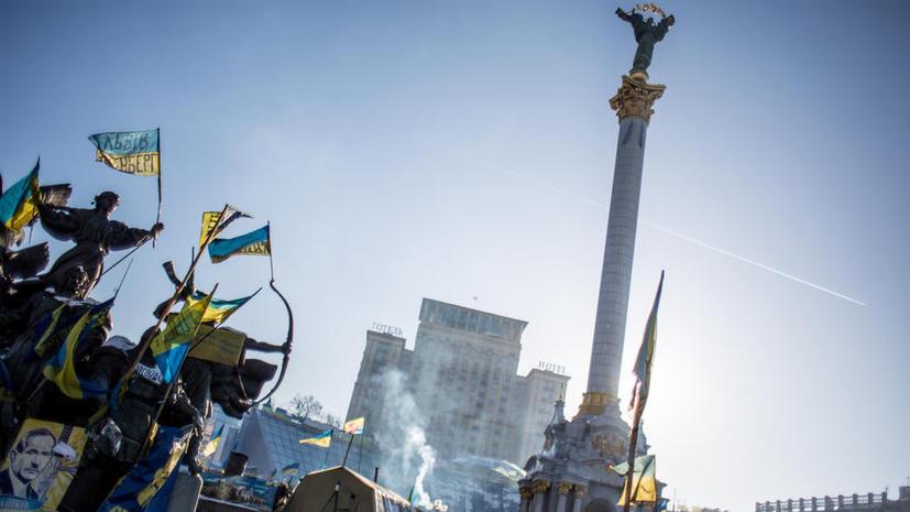 На Украине продолжают действовать «законы 16 января»