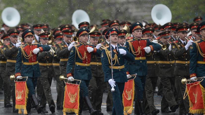 Какие улицы будут перекрыты в Москве 9 мая