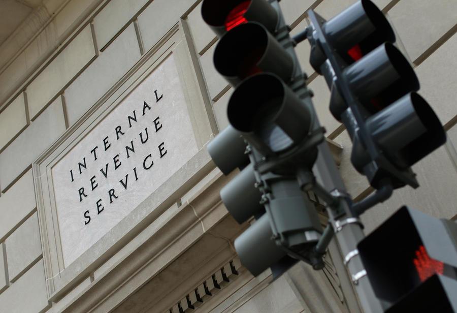 Налоговая служба США ошибочно предоставила льготы на сумму $132 млрд