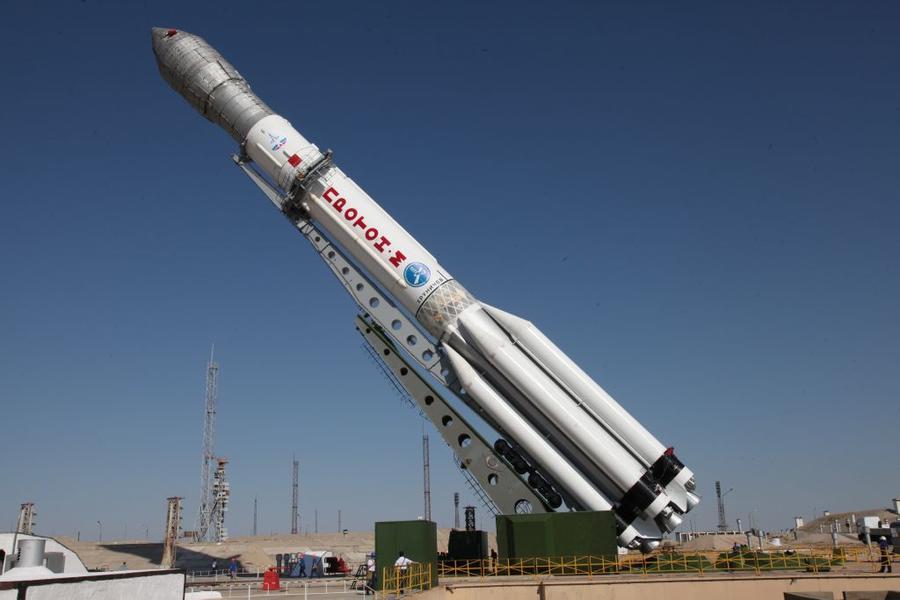 В Казахстане прошли учения на случай падения запущенных с космодрома Байконур ракет-носителей