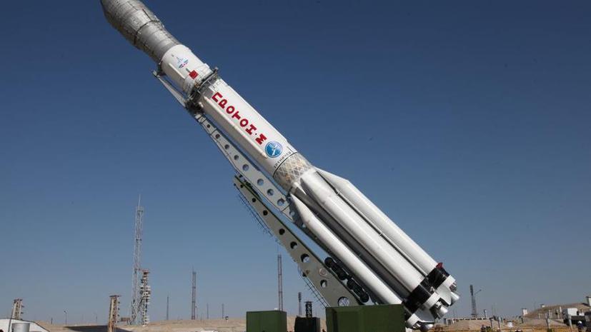 Роскосмос: Ракета «Протон-М» упала из-за нештатной работы датчика угловых скоростей