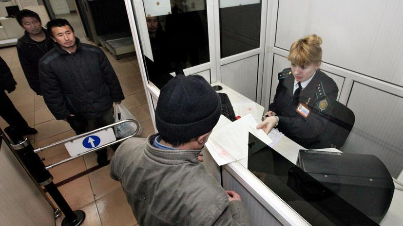 Для въезда в Россию гражданам СНГ теперь понадобится загранпаспорт
