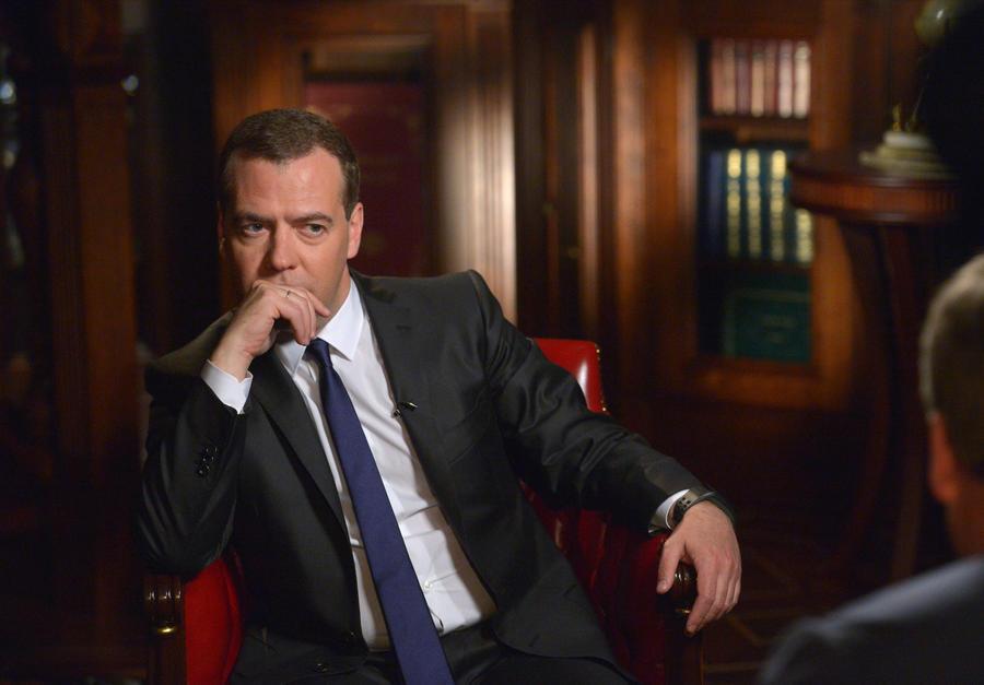 Дмитрий Медведев: Никакого существенного эффекта санкции не оказали