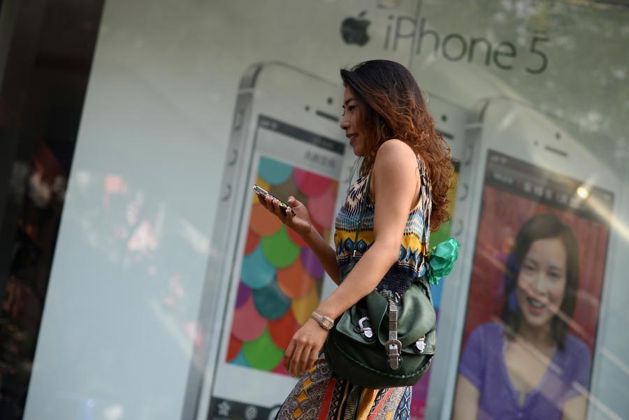 Смартфонов iPhone 5S может не хватить всем желающим
