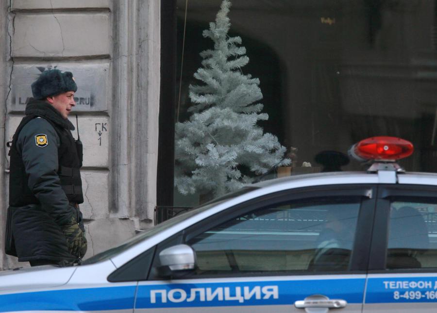 Саперы в Москве обезвредили заминированный автомобиль