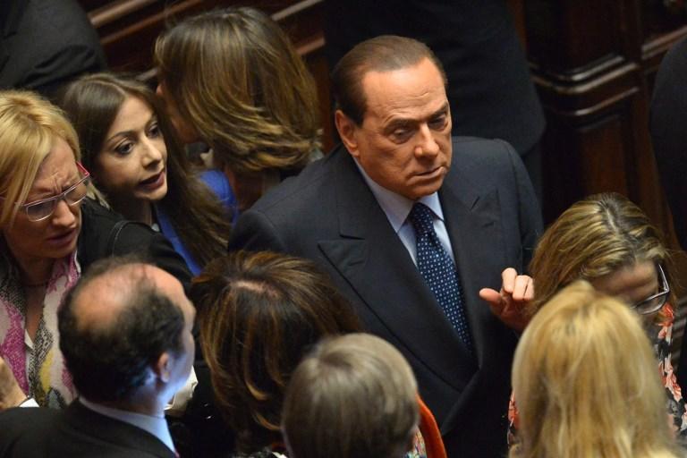 Берлускони отправили конверт с пулями и белым порошком