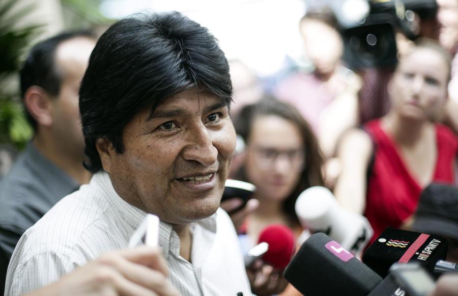 Президент Боливии готов предоставить Сноудену политическое убежище