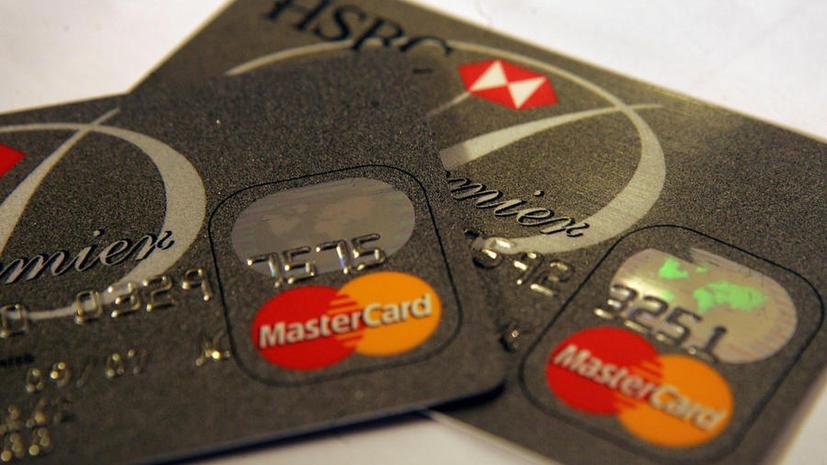 Впервые в России на MasterCard подан судебный иск из-за блокировки карты в связи с санкциями США