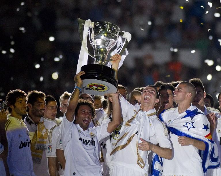 «Реал Мадрид» признан самым дорогим спортивным клубом