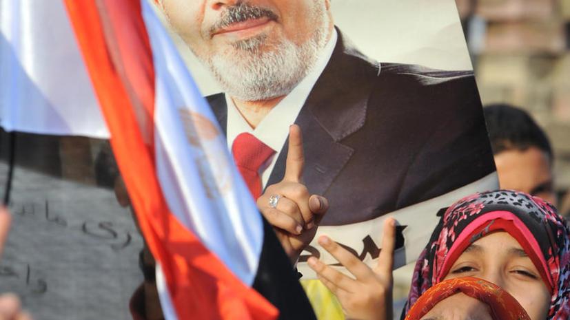 Верховный представитель ЕС по иностранным делам встретилась с экс-президентом Египта