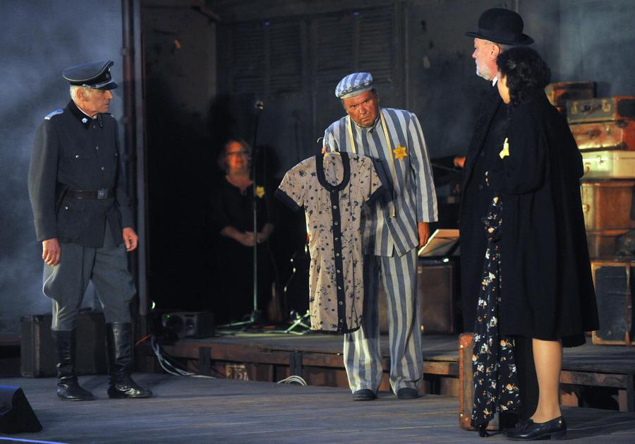 В современной постановке оперы Вагнера нашли пропаганду Холокоста