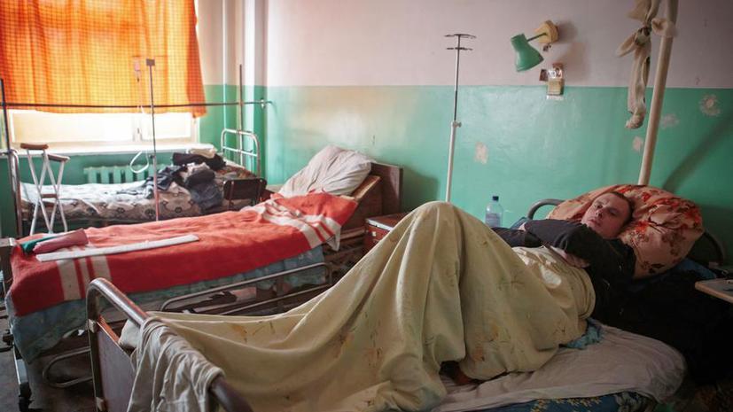 СМИ: Немецкие политики разозлили Киев гуманитарной поездкой в Донбасс
