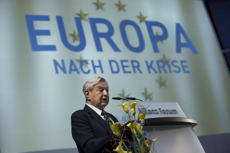Миллиардер Джордж Сорос финансирует греческую оппозицию из-за ненависти к немцам
