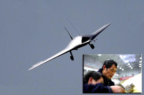 КНР поднимет в небо «меч»