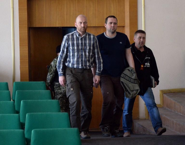 Владимир Лукин: Все наблюдатели ОБСЕ в Славянске освобождены