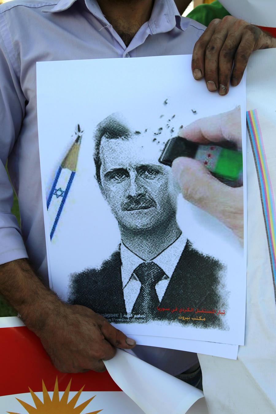 Слухи об убийстве Башара Асада не подтверждаются