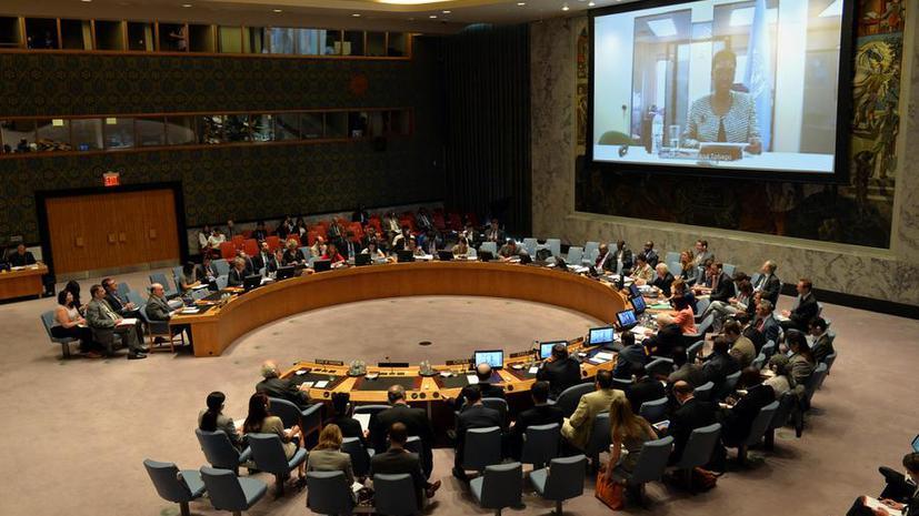 Россия созывает экстренное заседание Совбеза ООН по гуманитарной ситуации на Украине