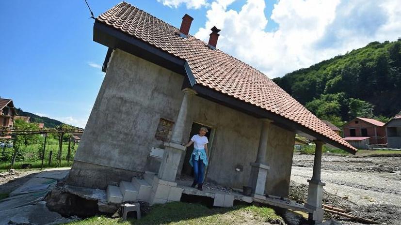 В результате наводнений в Сербии погиб 51 человек