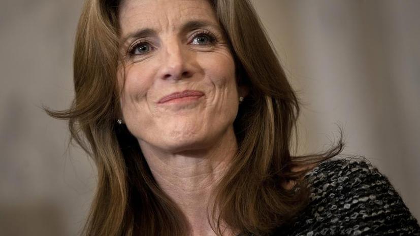 Обама может назначить дочь президента Кеннеди послом в Японии