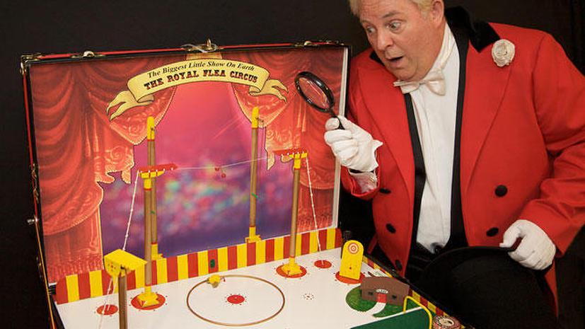 Труппа блошиного цирка погибла из-за холодов